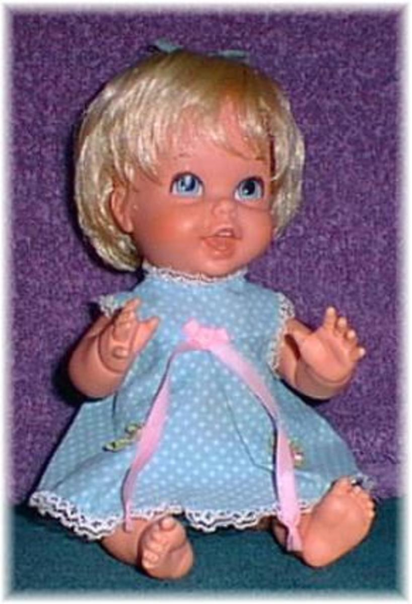Baby Small Talk-my favorite doll