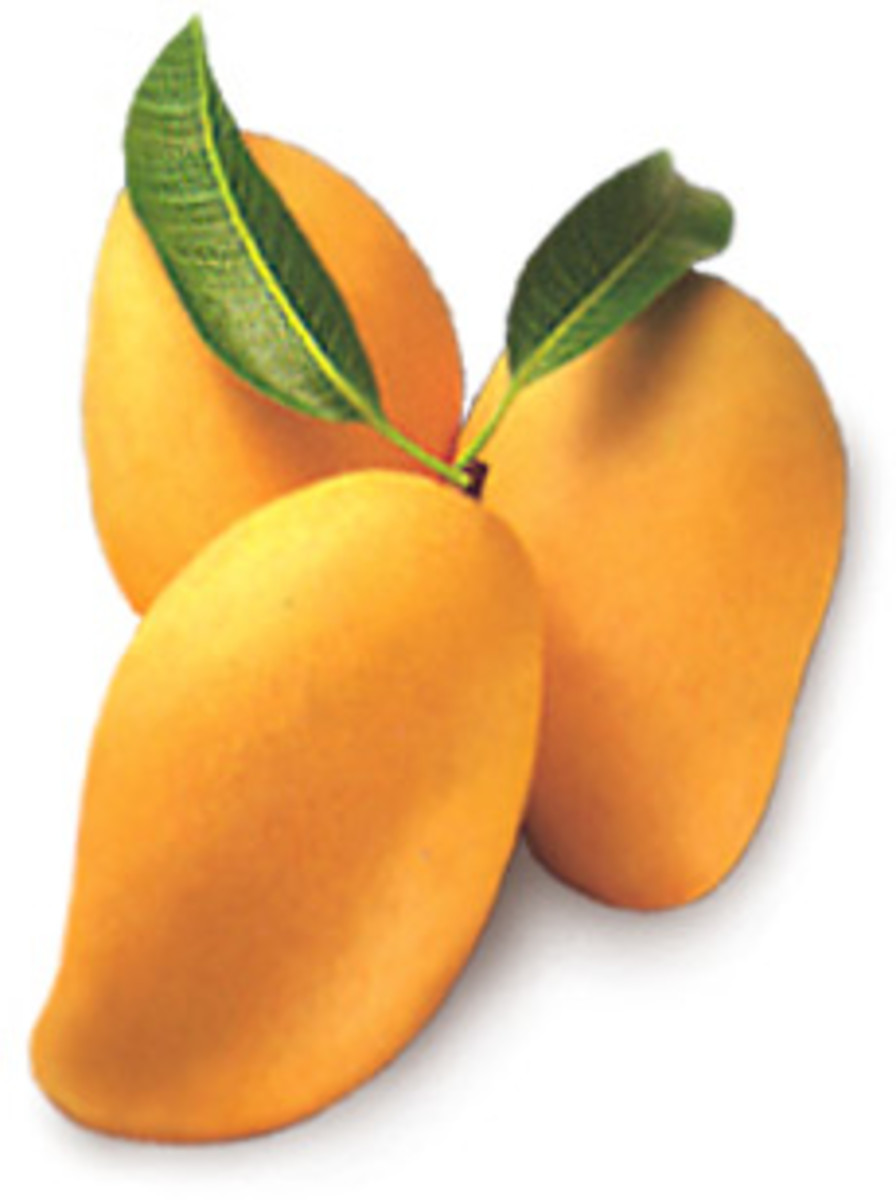 Fresh Ripened Mango