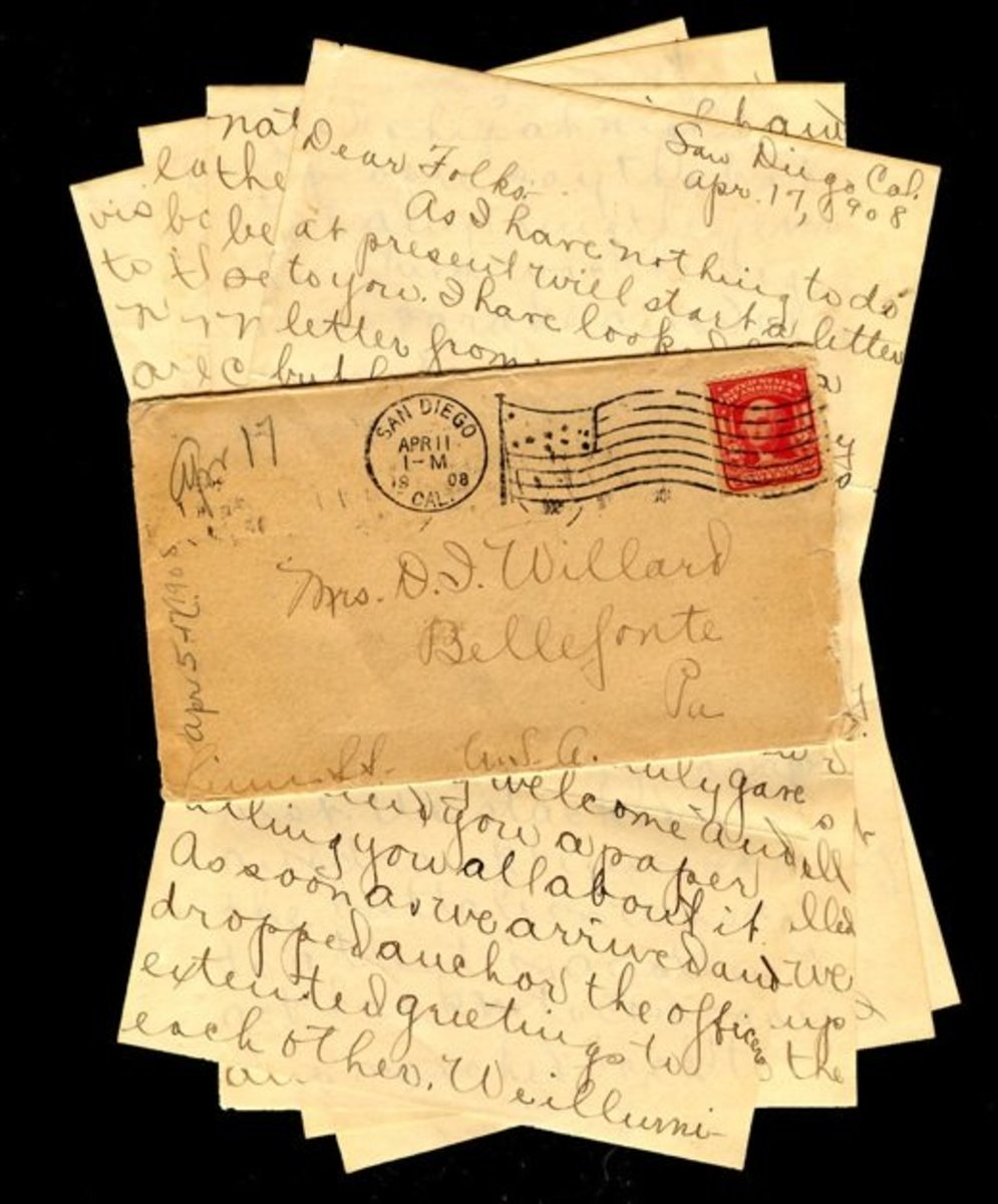Rediscover The Lost Art Of Letter Writing  Olden Days Letters