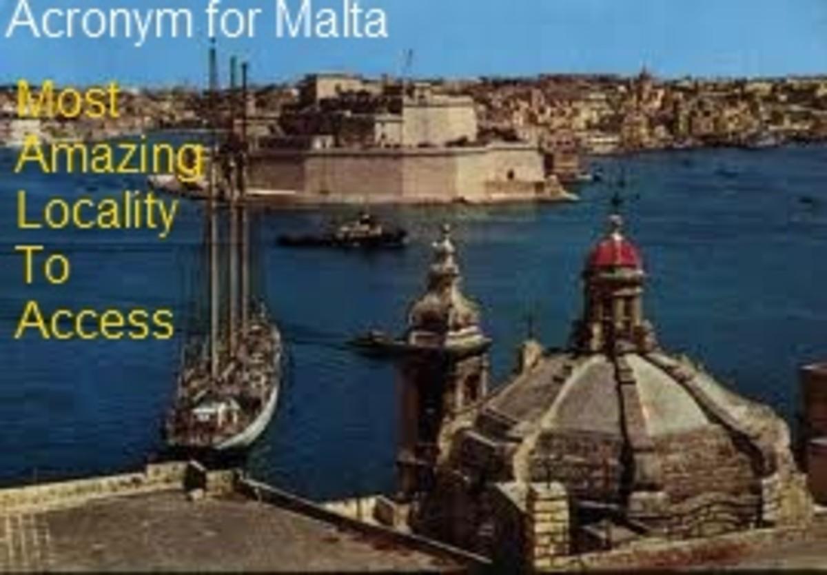 Acronym for MALTA