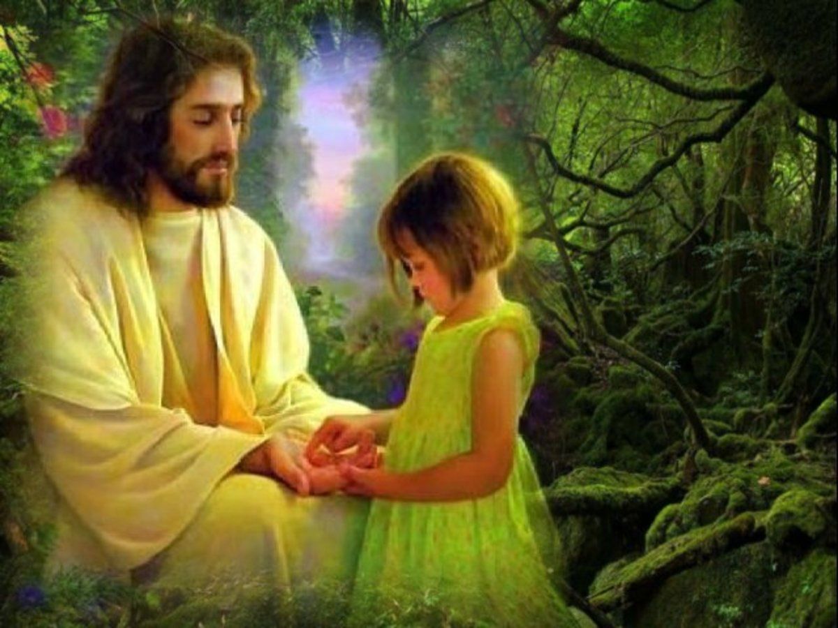 """""""How Great is the love the Father has lavished on us, that we should be called children of God!"""" I Jn 3:1"""
