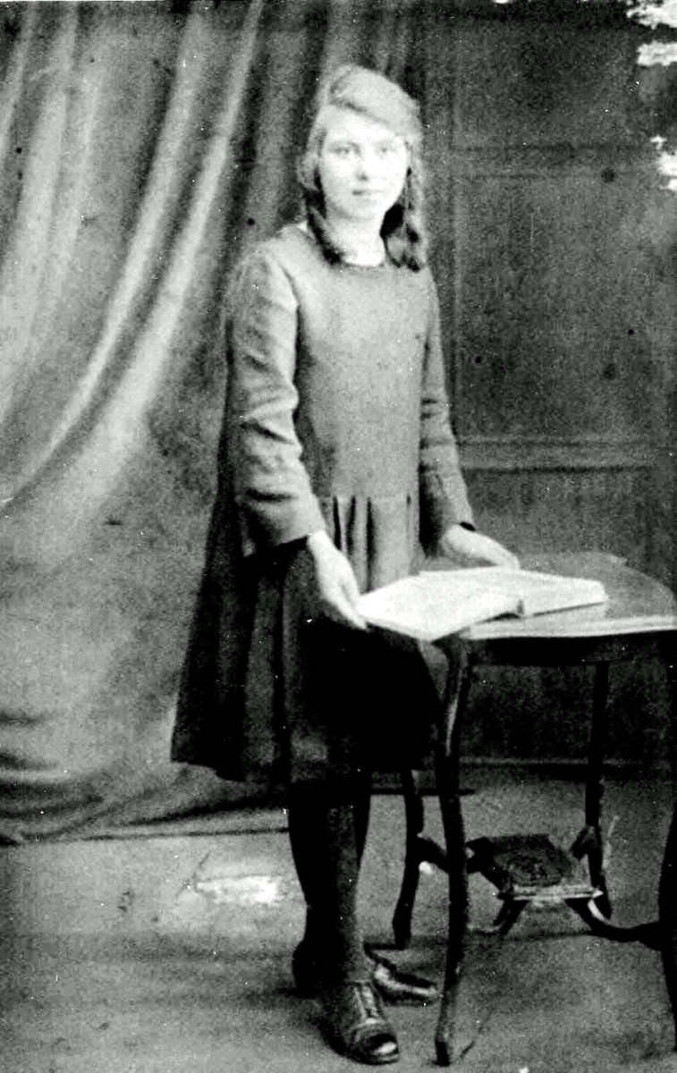 Bridget Maguire was 12 in 1921