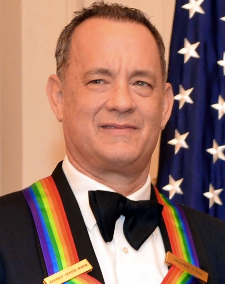 Tom Hanks - Kennedy Center Awards