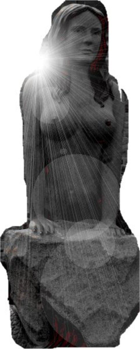 Stone Mermaid 2