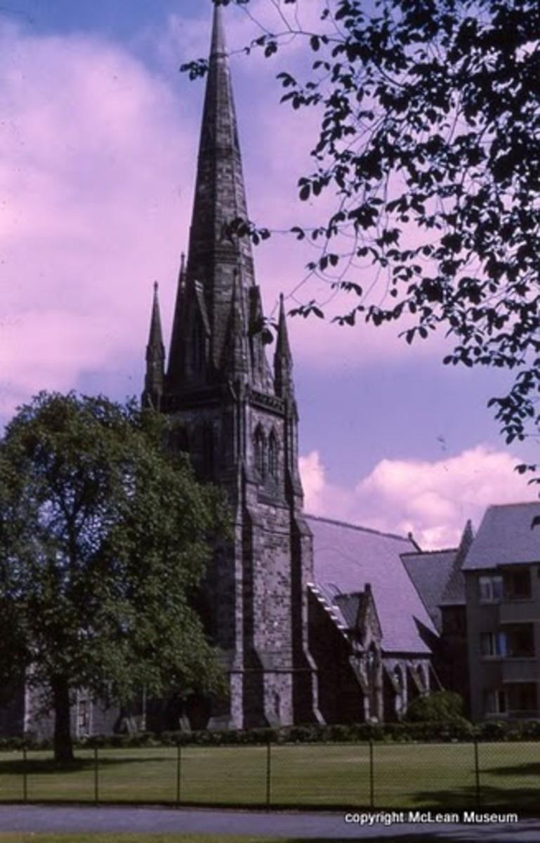 Well Park, Greenock, 1964