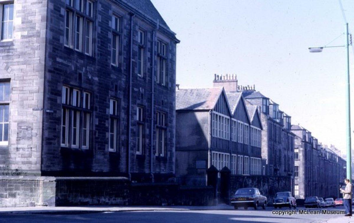 Mearns Street School, 1968