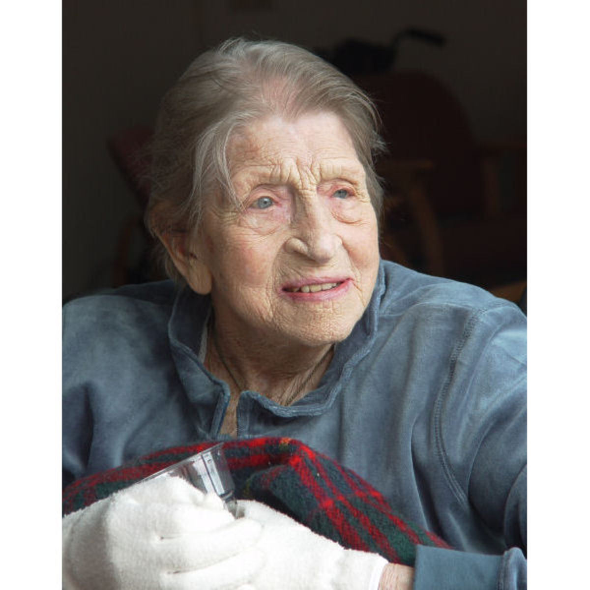 My mom 101 years old