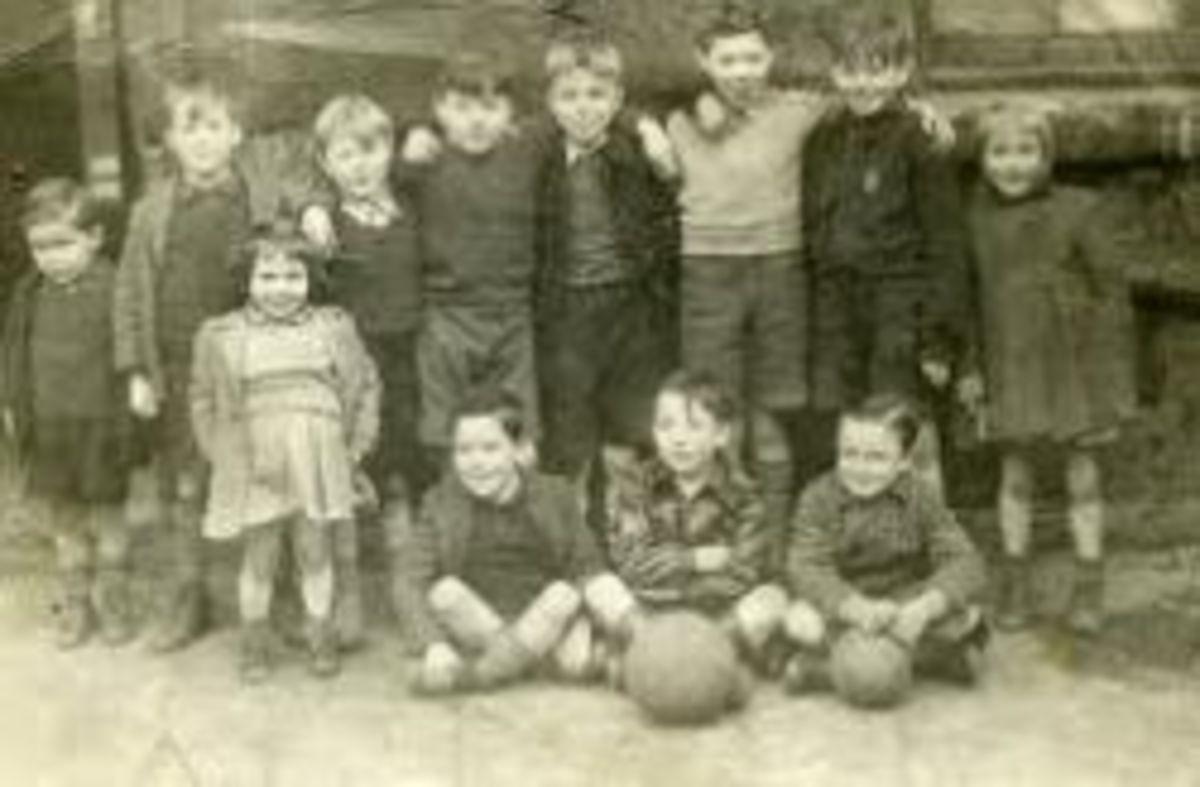 1940s East End Kids