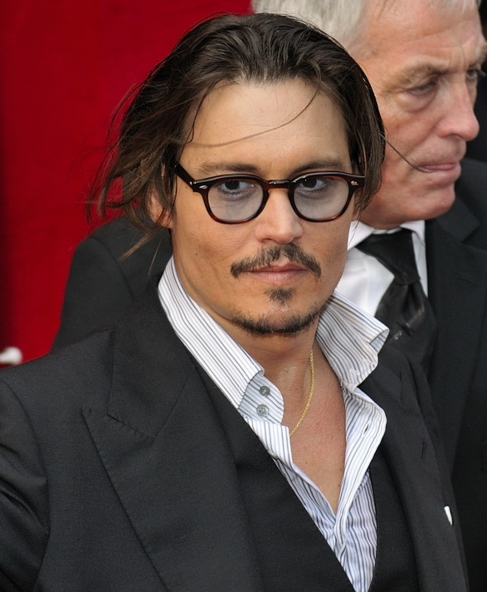 Johnny Depp - 2009