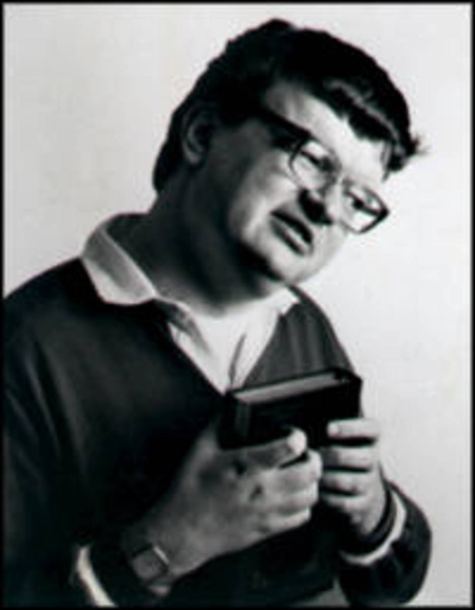 Kim Peek was an amazing man and a savant - he was the inspiration for Rain Man.