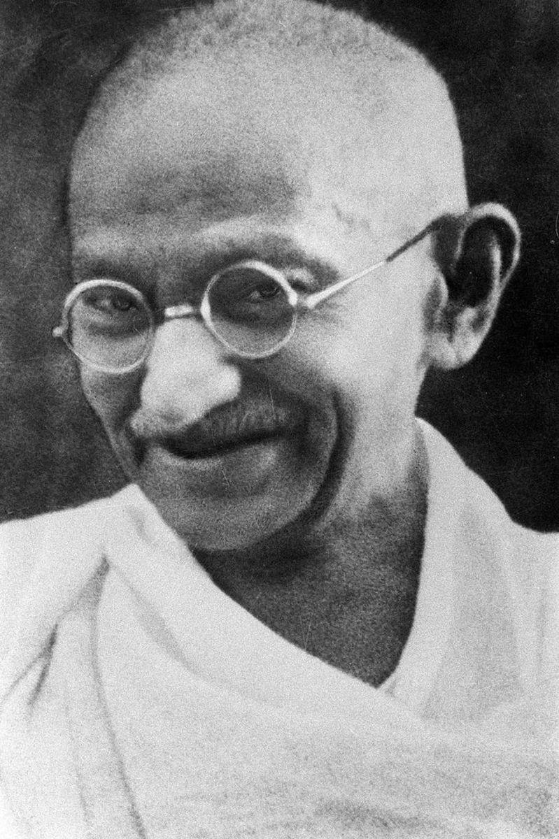 Mahatma Gandi, c. 1930s