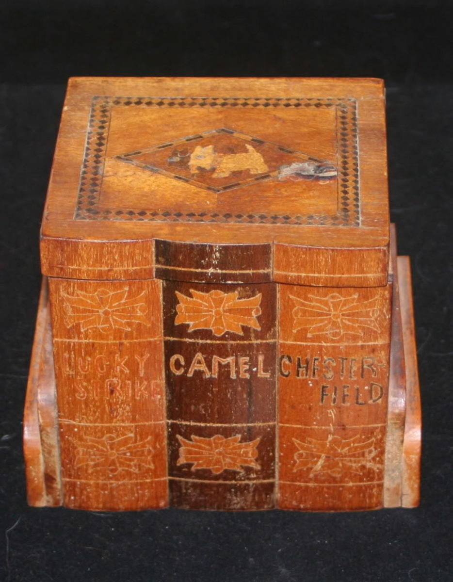Tilly's Old Wooden Box