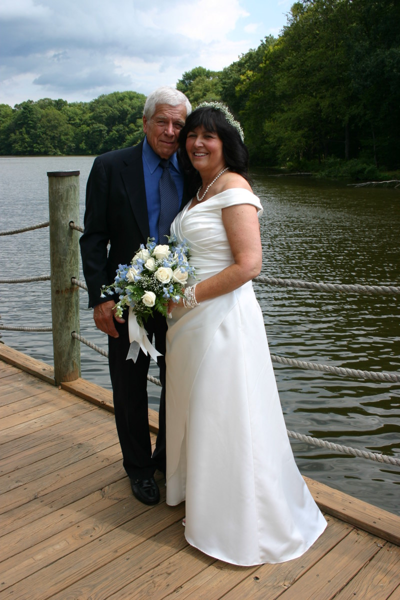 Our wedding day, August 1st, 2010