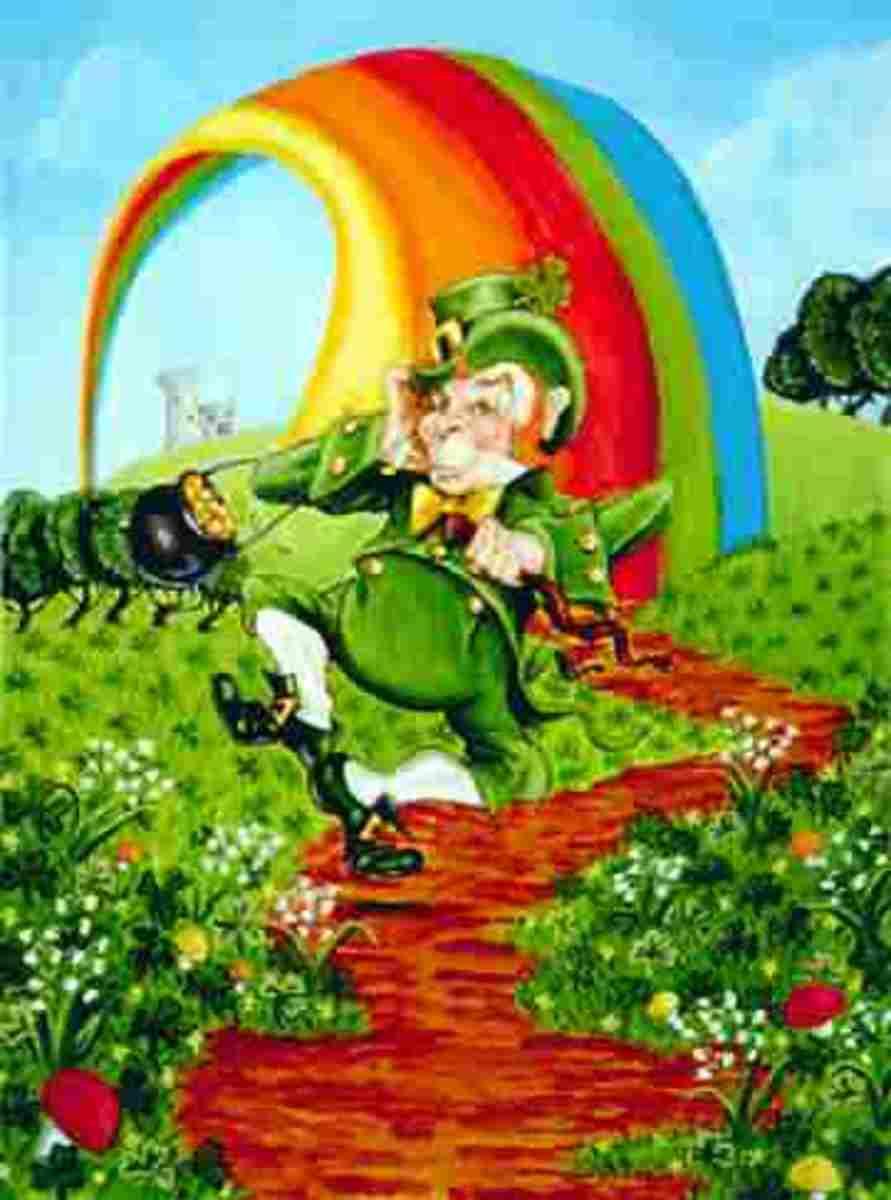 Land of the Leprechaun museumpoparch.blogspot.com