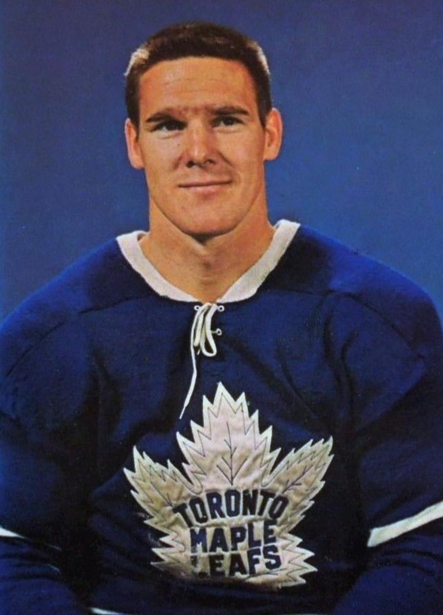 Toronto Maple Leafs' Tim Horton