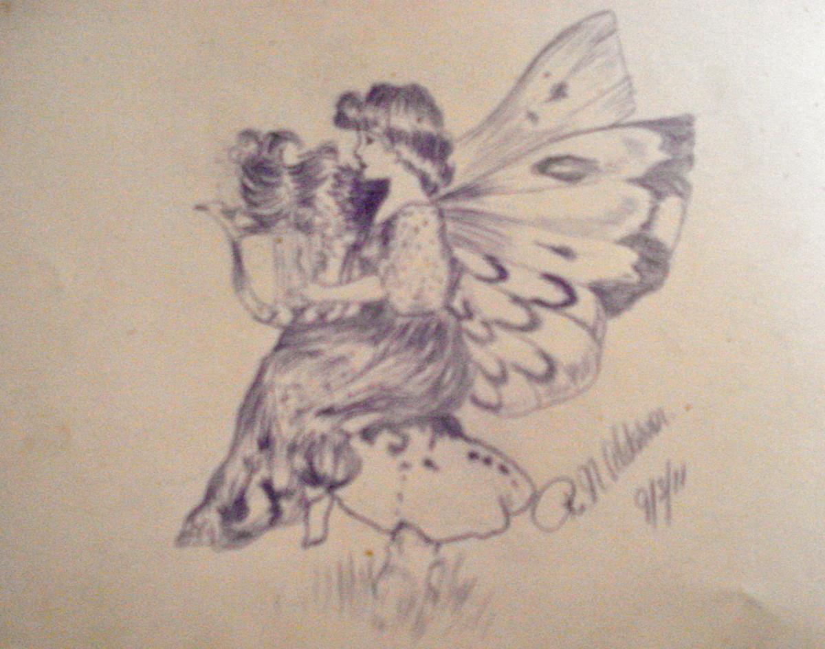 Drawn by A. N. Caldecott