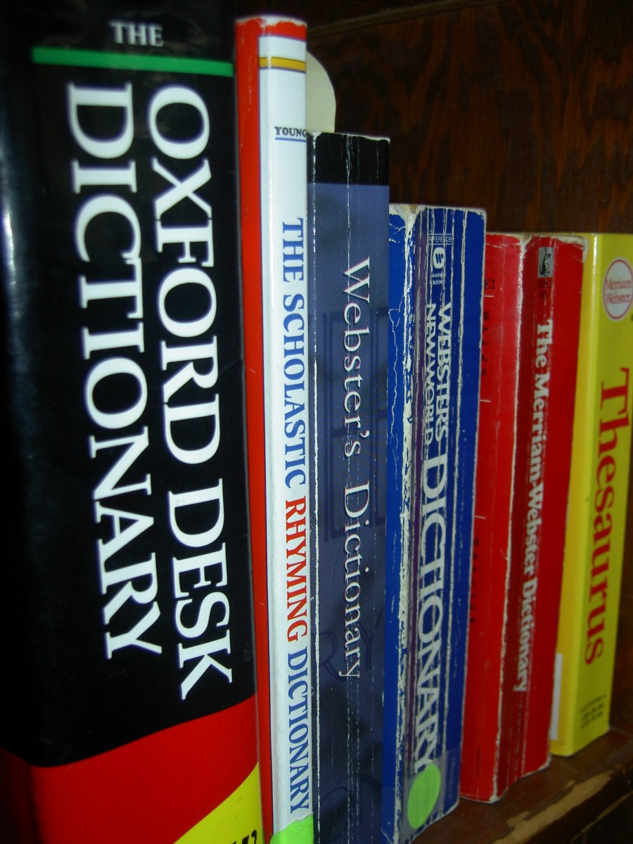 Will reference books be first to go?