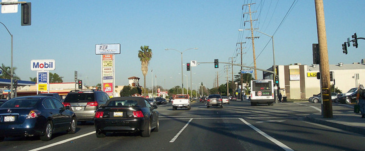 Rosecrans in Norwalk, CA