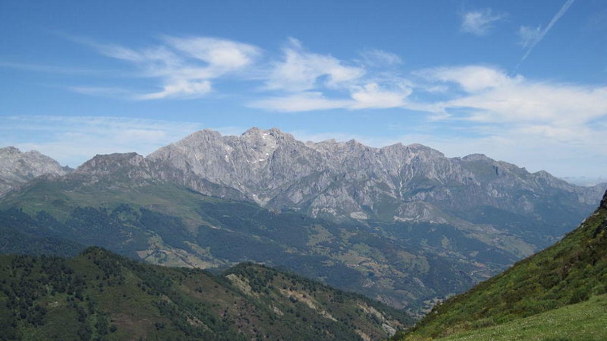 Picos de Europa, Cantabria, Spain