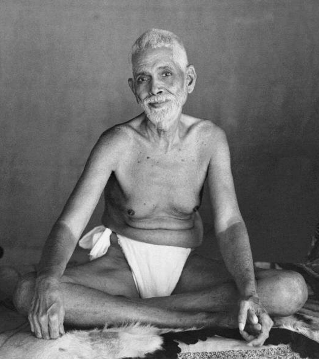 With that single experience, Ramana became Ramana Maharshi; Realization of the Truth overcame the fear of what was the untruth