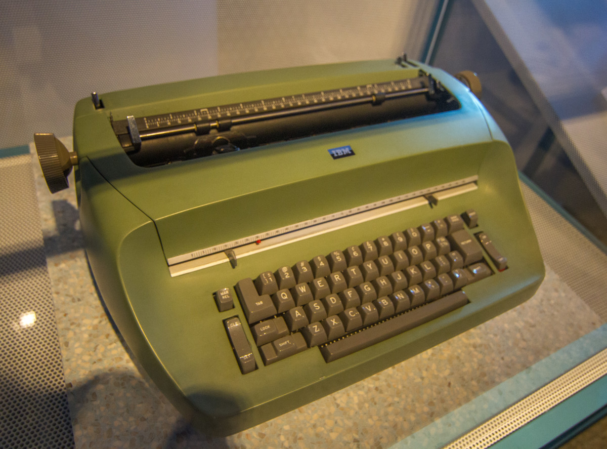 IBM Selectric Typewriter