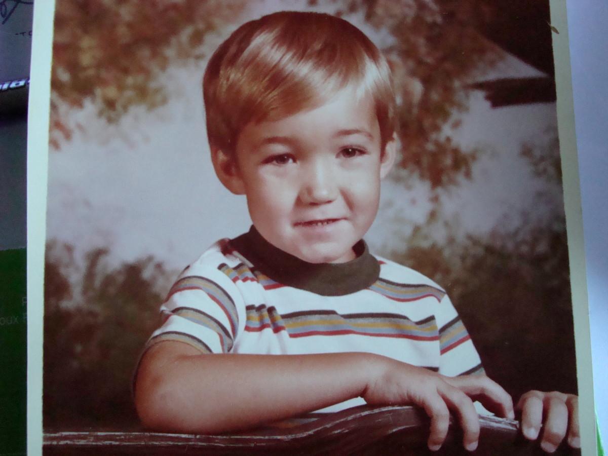 John-John at Five Years Old