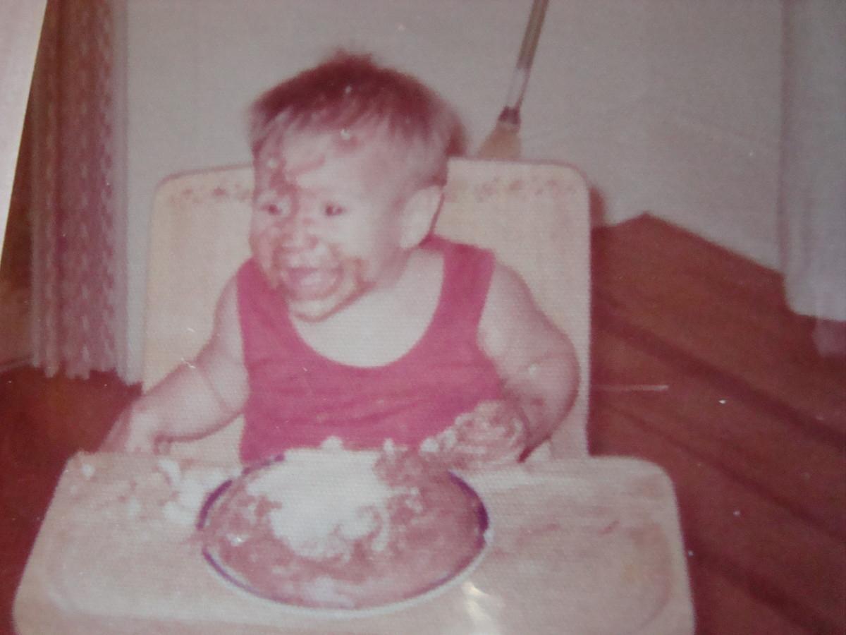 Baby John's First Birthday