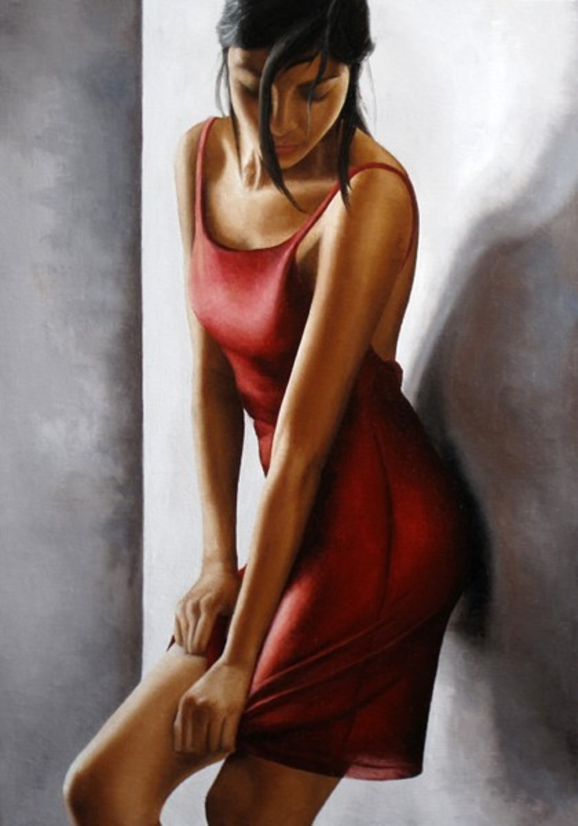 Art of Annick Bouvattier
