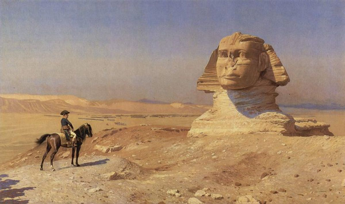 After more than a century of neglect, the Great Sphinx might revert to the state it was in the late 18th century.