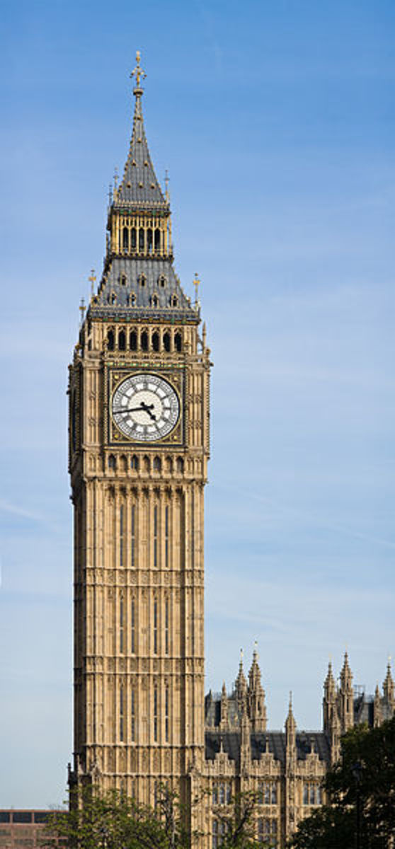 It will take just three days for Big Ben's clock hands to stop working as they need constant maintenance from humans.