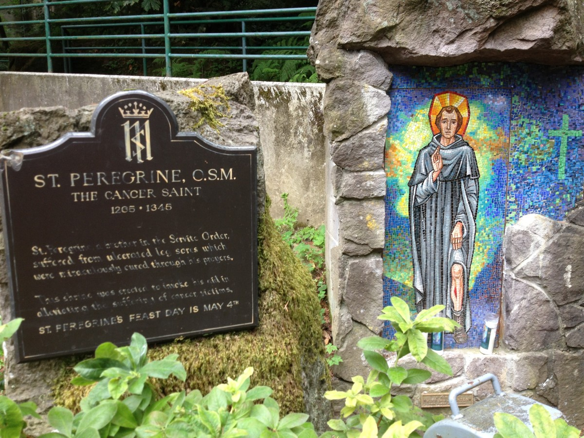 The Grotto In Portland Oregon And A Young Boy S Promise
