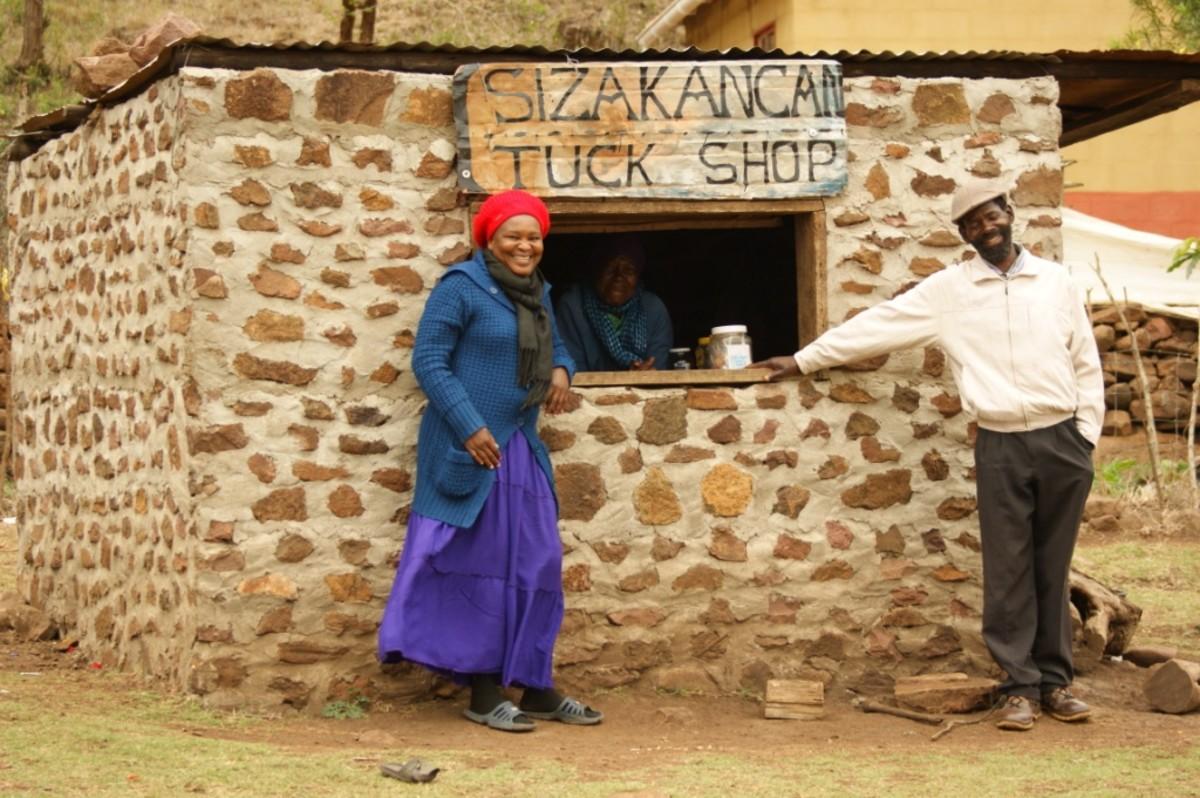 Tuck Shop in Kwazulu Natal-South Africa