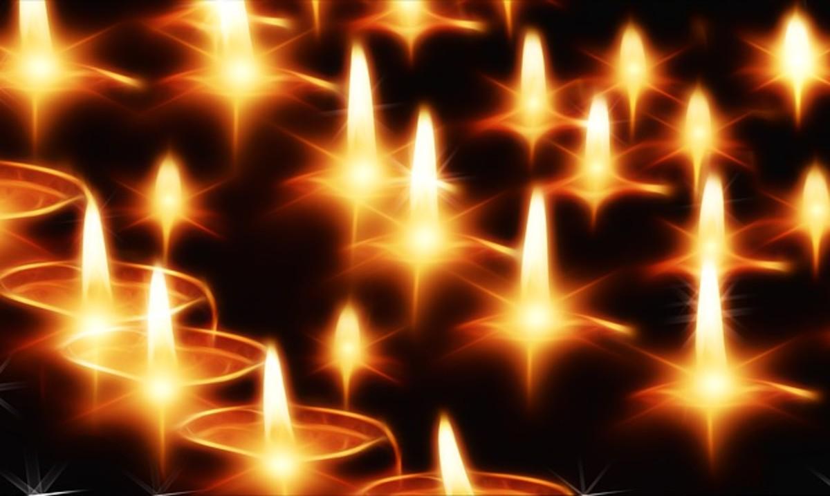 Light is an eternal source of strength.