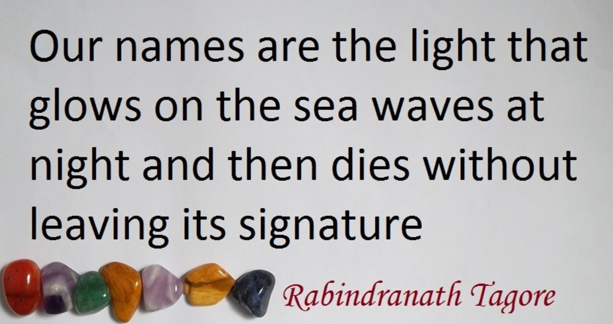 Rabindranath Tagore born 7 May 1861 to 7 August 1941 was a famous poet, story writer, and composer.