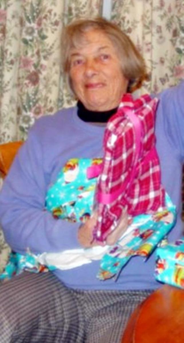 Mum (Christmas 2010)