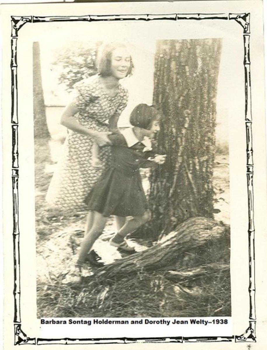 kansas school girls 1938