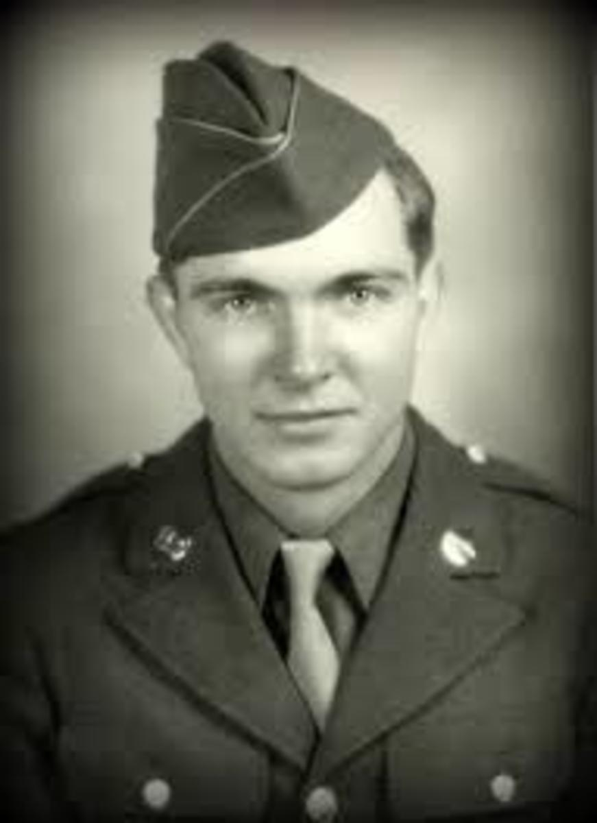 PFC Frank L. Walters, 334th Infantry Division. KIA December 3, 1944.