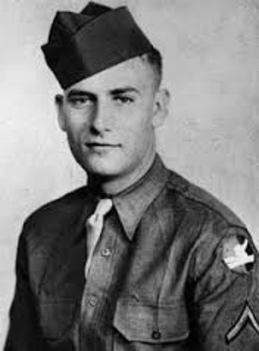 William McGee of the 84th Division.