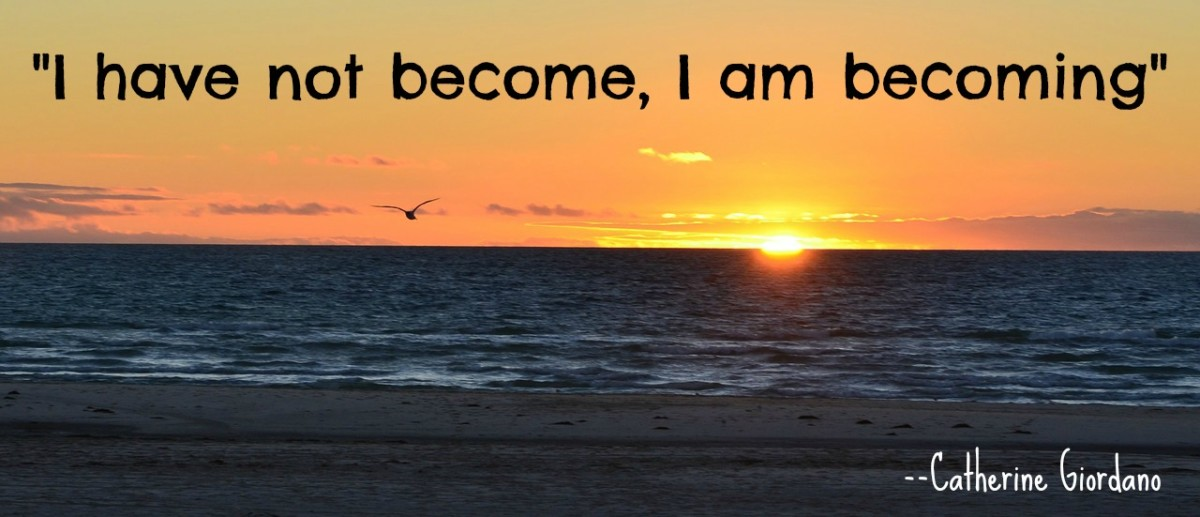 A inspirational poster about living a successful life.