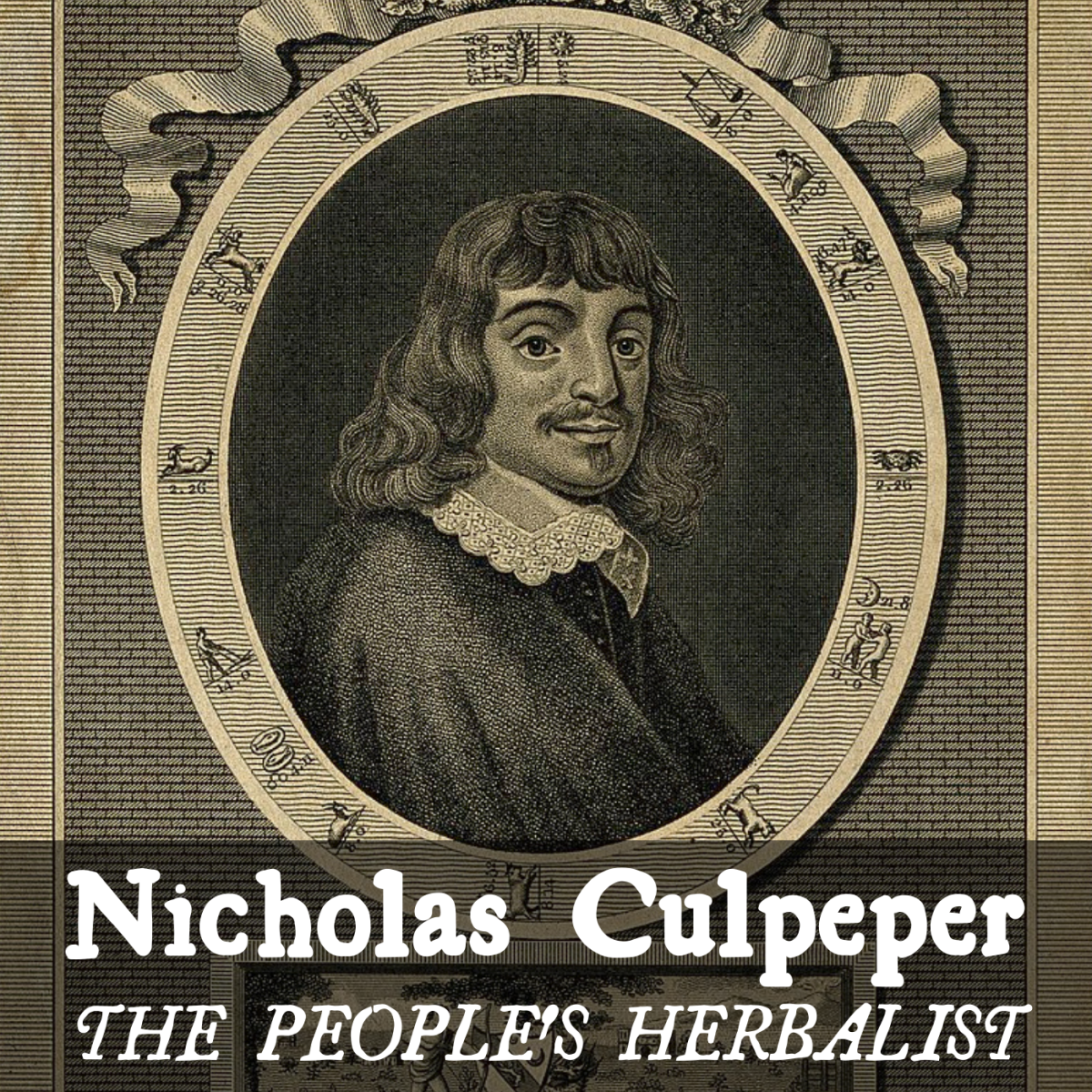 Nicholas Culpeper is still referred to as 'the people's herbalist.'