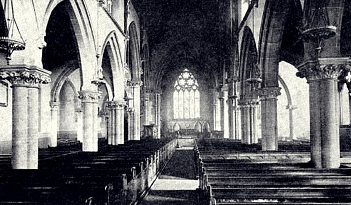 Hunslet Parish Church