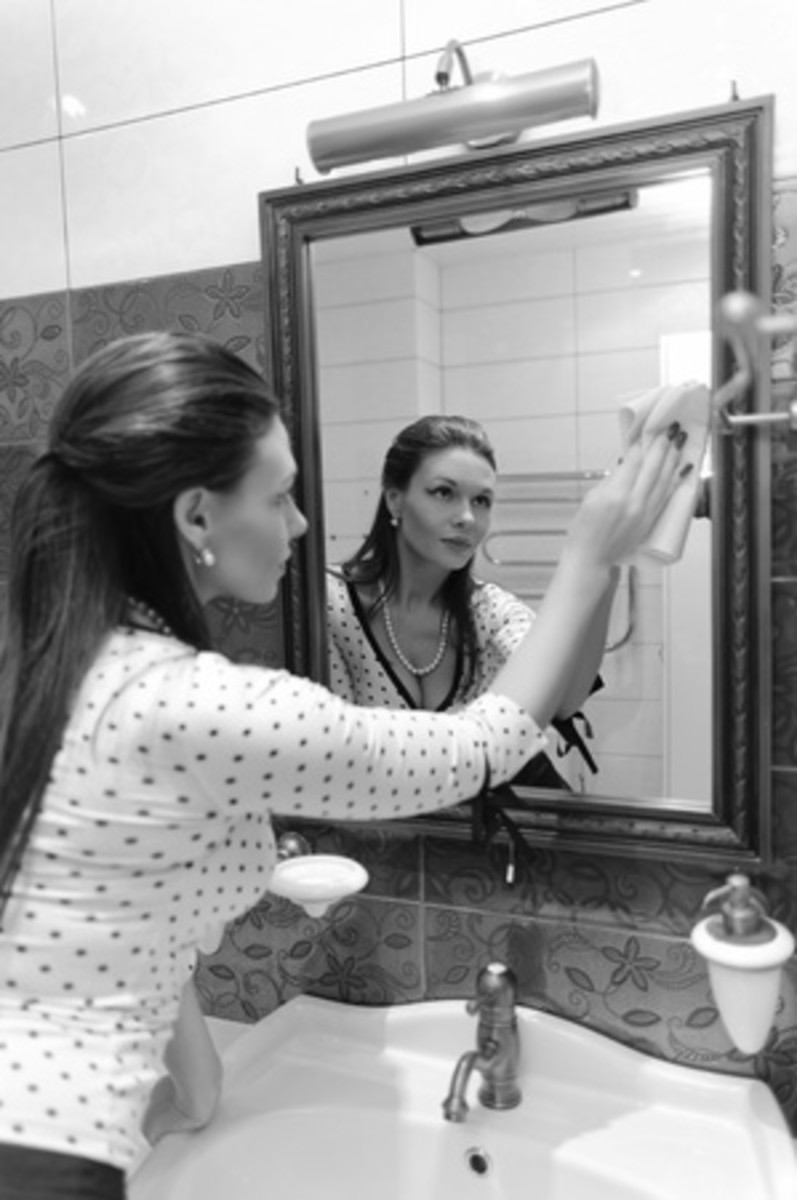 Mirrors may not be magic but they are miracles nonetheless