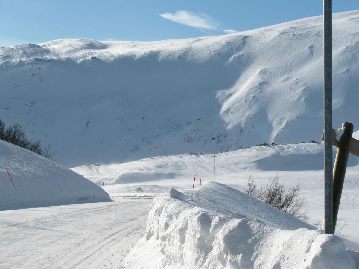 Deep, deep Snow