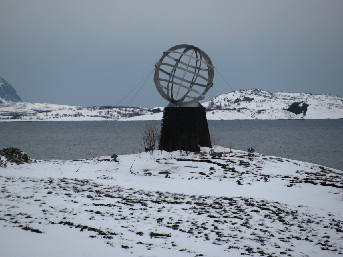 Into the Arctic Circle