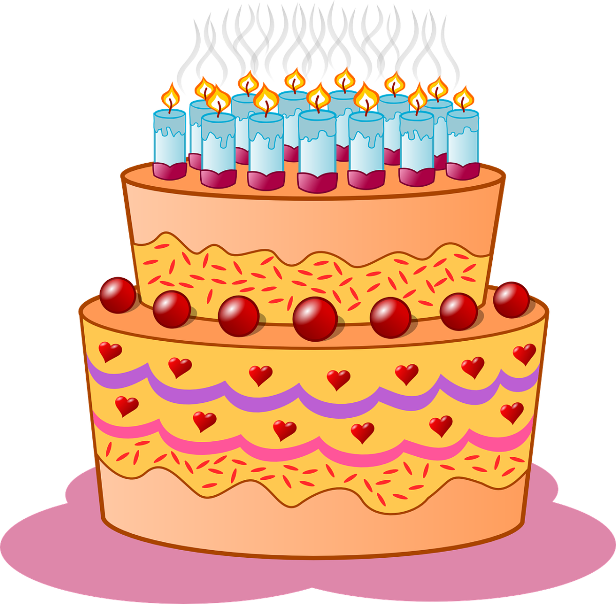 ---the candles on your birthday cake cost more than the cake.