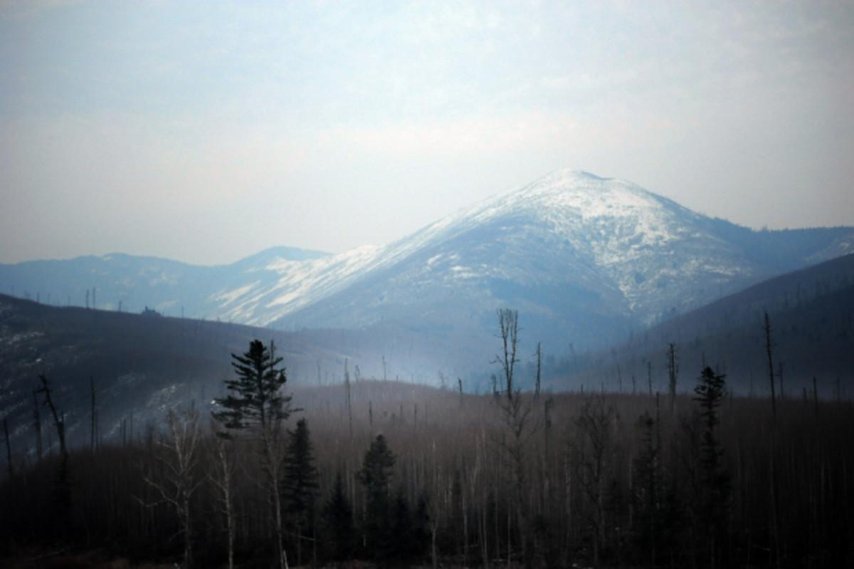 Sikhote-Alin mountain range, Eastern Russia