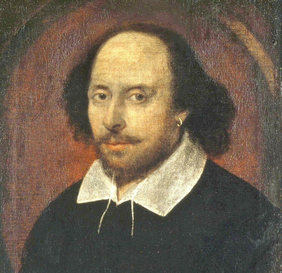 William Shakespeare invented about 10% of the words in his body of work.