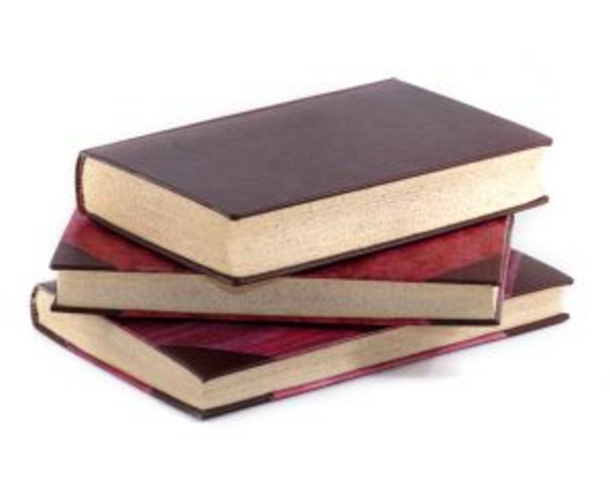 Books were studied in each class