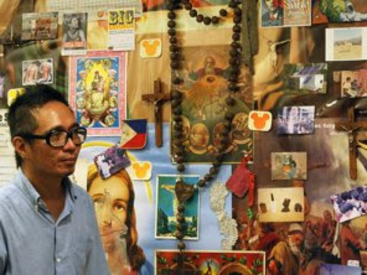 Mideo Cruz: A heretic or an artist?