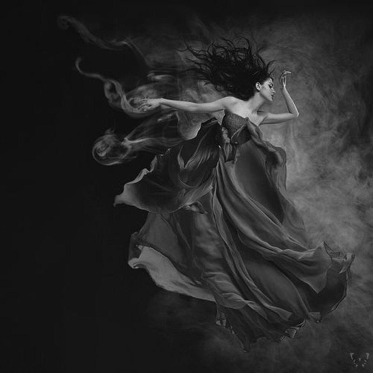 White soul black heart